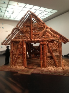 Untitled (Bread House 2004-2005) by Urs Fischer at MoCA Los Angeles