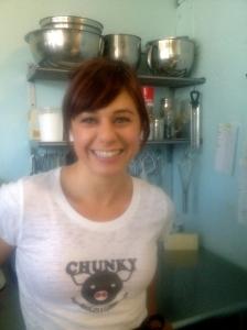 Gina Conedera, founder, Chunky Pig (Photo courtesy of Gina Conedera)