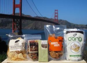 San Francisco Gourmet Foodie Box