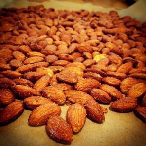 Savory Almonds