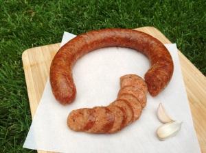 Fresh Andouile Sausage