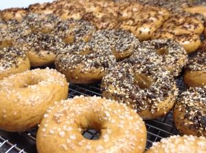 Brent Woodard's Gluten-Free Odd Bagels
