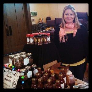 Victoria Miller, Brown Dog Mustard
