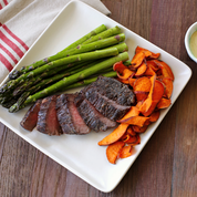 Sprig Dinner Option - Steak Bavette Au Poivre