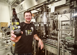 Clark Lewey of Toppling Goliath Brewing Company