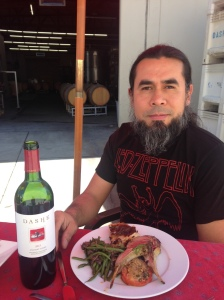 Rene Calderon, Dashe Cellars