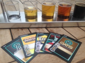 Beer trading cards!
